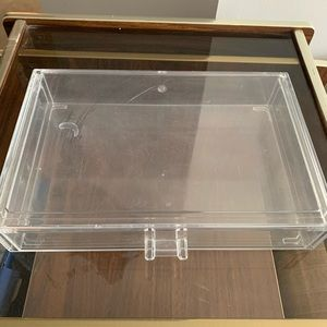 Acrylic Makeup Organizer Drawer
